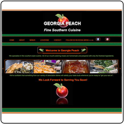 Georgia Peach Restaurant